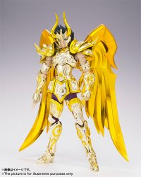 """Saint Cloth Myth EX"" Capricorn Shura (GodCloth) (Japan Ver.)"