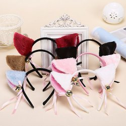 Hairband018 - Maid Cat Ear