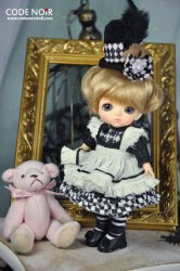 CID000004 Alice Wish Black Ver.