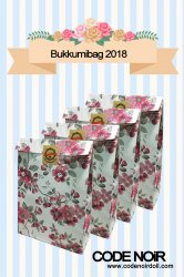 Bukkumibag18003- for MSD / MDD (Limited Qty)