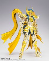 """Saint Cloth Myth EX"" Aquarius Camus (GodCloth) (Japan Ver.)"