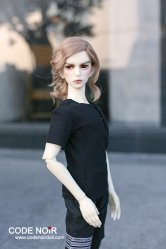 CSD000082 Black Casual Shirt