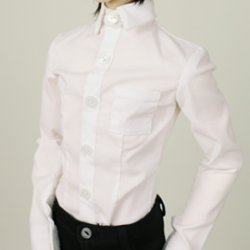 Basic Shirt (XL) – White