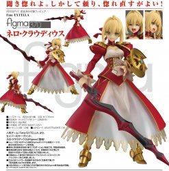 Figma 370 Fate/EXTELLA: Nero Claudius