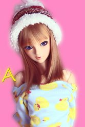 [Pre-order ENDED]ANGEL PHILIA EMMA Soft Skin ver. (Limited Qty)