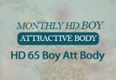 Monthly HD : Attractive 65 Boy Body