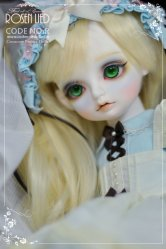 [FaithZ Limited]CodeNoir X RosenLied Rabbit Dream BonBon