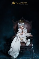 [In Stock] DollZone 29cm Yo Carter FullSet White Skin