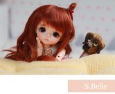Lati Yellow: S.Belle-Basic ver.(White Skin)