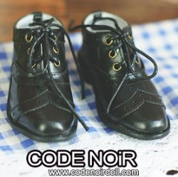 CBS000042 Black Oxford