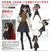"figma ""Fate/stay night -Unlimited Blade Works-"" Tosaka Rin 2.0 ("
