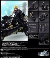 """Final Fantasy VII Advent Children"" Play Arts Kai Cloud Strife &"