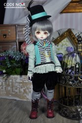 CMD000026 Alice P Time Green Boy Ver.