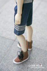 CSD000081 Navy Casual Shorts