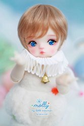 【AIMERAI X CODENOIR 】Molly - My Little Snowman