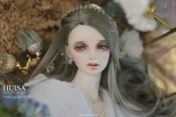 [Pre-Order Deadline :2020-04-08] 犧捨 [HUISA:Direction] Rosy White