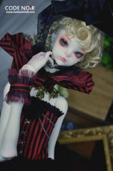 CodeNoir X DOLL CHATEAU [Agnes FullSet Limited Edition]