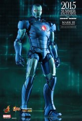 Iron Man Mark III (Stealth Mode Version)