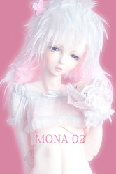 [Pre-order]【ANGEL PHILIA】MONA 02 Soft Skin ver. (Limited Qty)