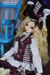 CMD000038 Alice RabbitStar Red MSD Ver.