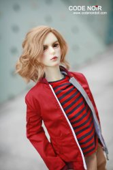 CSD000086 Red Casual Jacket