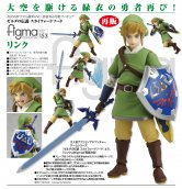 "Figma ""The Legend of Zelda Skyward Sword"" Link (Japan Ver.)"