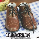 CBS000043 Brown Oxford