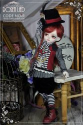 CMD000025 Alice P Time Red Boy Ver.