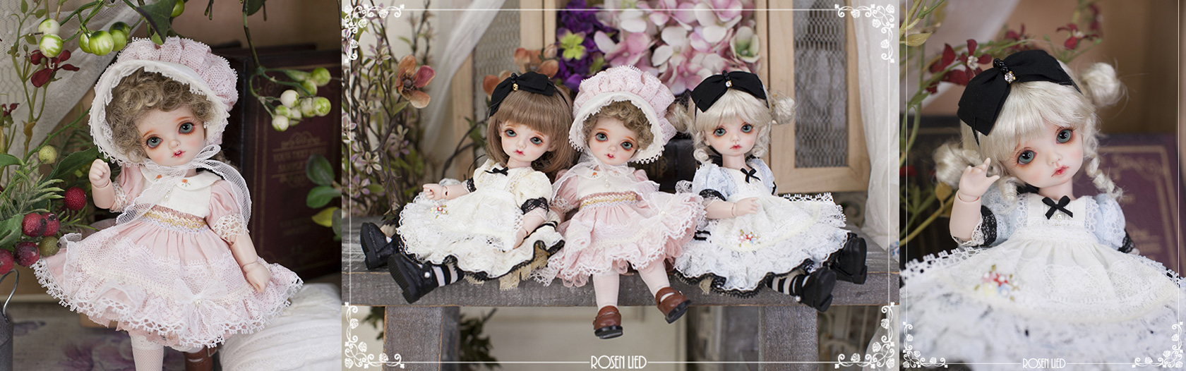 RosenLied - Limited Doll