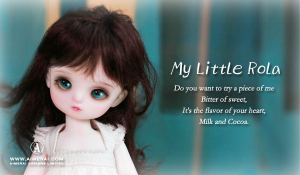 【 AIMERAI X CODENOIR 】My Little Milk Rola