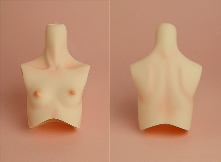 [Outer Body Part] Type-C1 Bust Whitey (Blushed)
