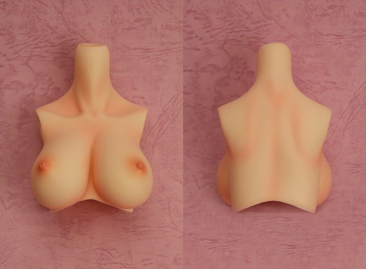 [Outer Body Part] Type-C2 Bust Whitey (Blushed)