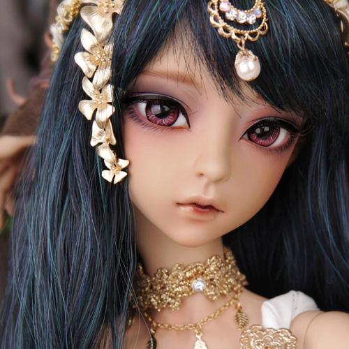 1//8 BJD doll  Arwen human body with eyes