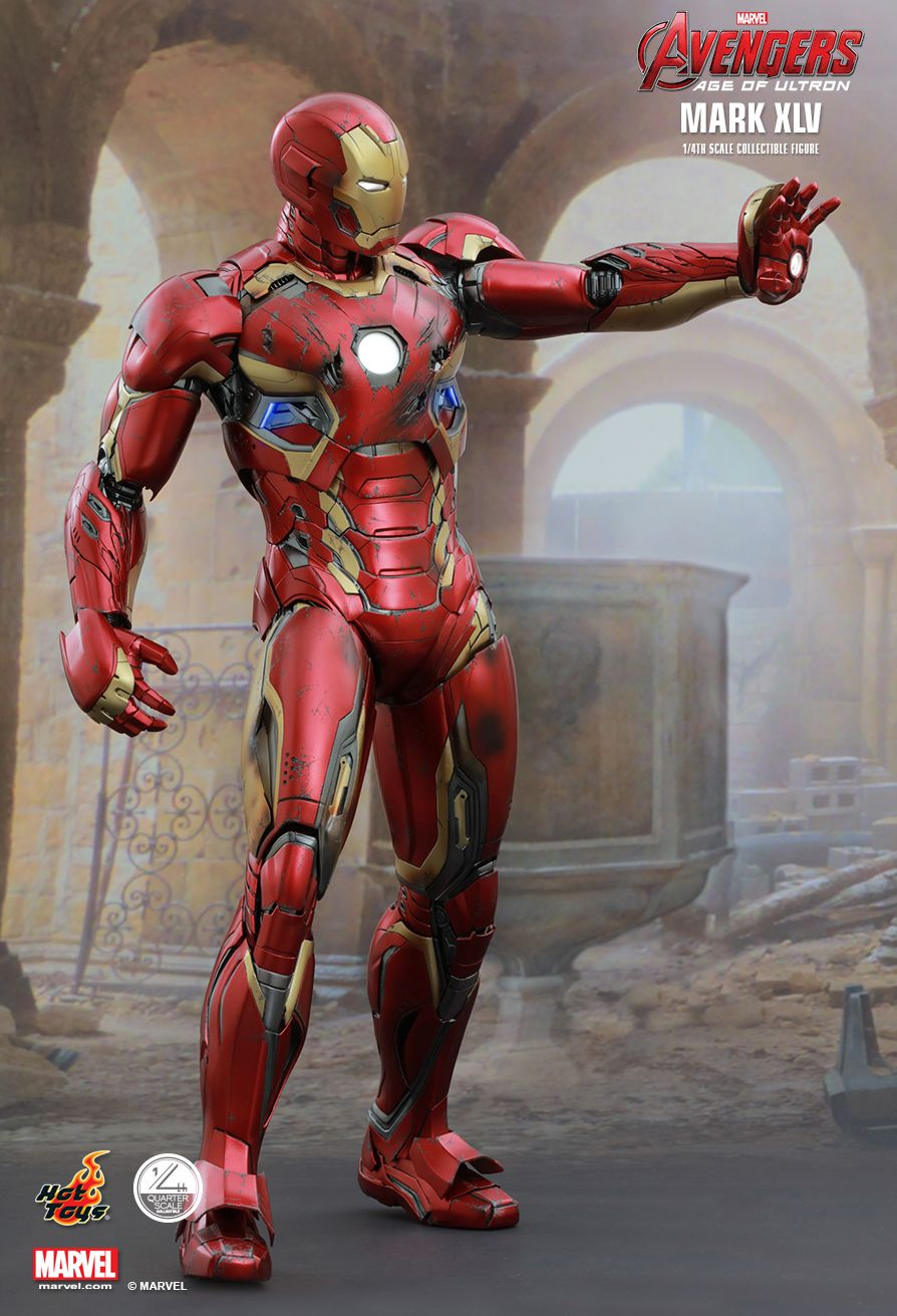 Avengers: Age of Ultron Mark XLV