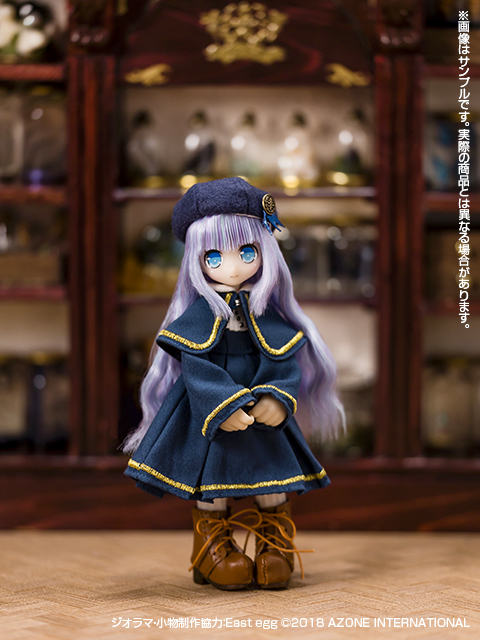 Tentative Pre-order Deadline 9 Mar 2018 1/12Lil'Fairy(リルフェアリー)~ま