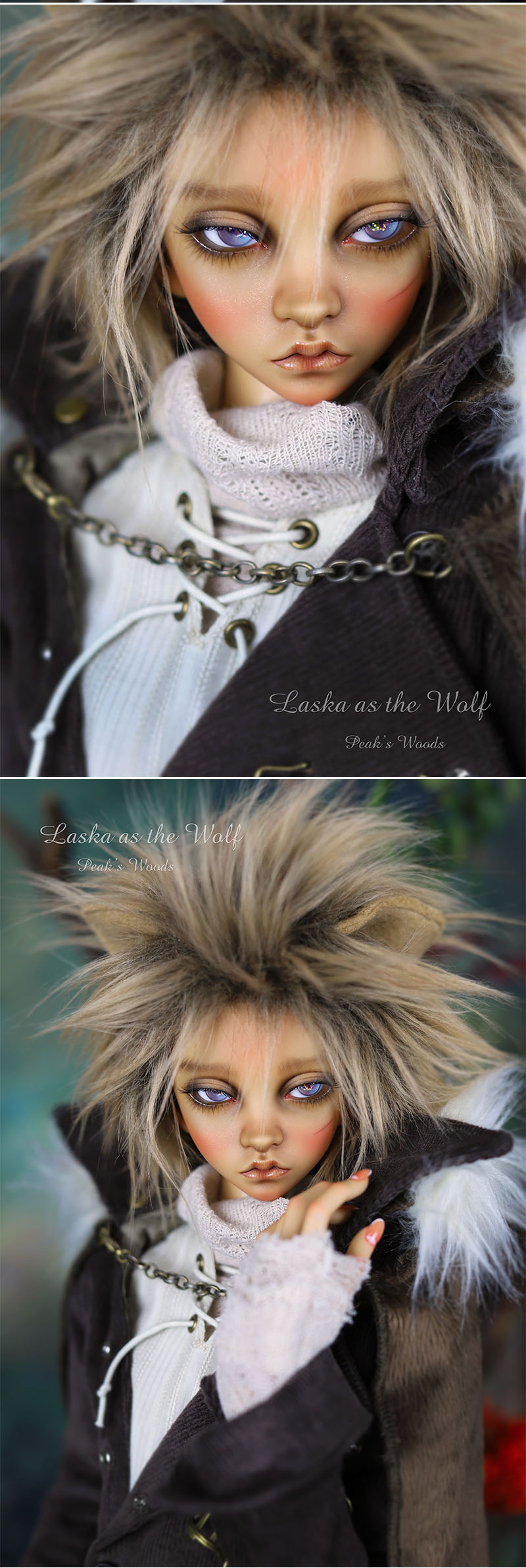 [Pre-Order, Deadline: 2019-12-19] FOC Dandy Laska as the Wolf_