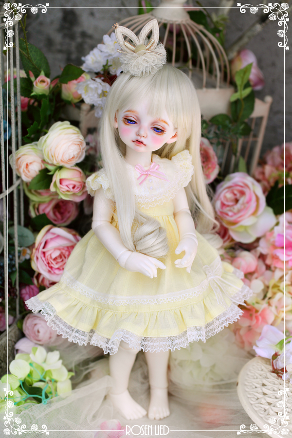 Limited Basic Mignon (Reverie ver.)(White Skin with makeup)