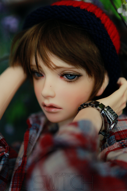 [Pre-Order] SWITCH SNG Waseon 臥選 Dollvie 2017