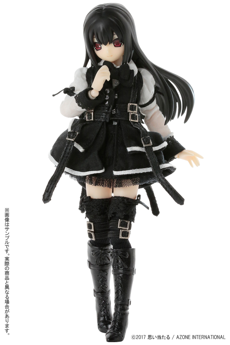 1/12 Lilia Black Raven II -The Dar