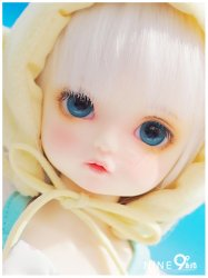 Bebe nine27 Pini A-type Face-up (White Skin)