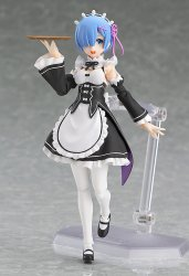 "Figma 346 Rem ""Re:ZERO -Starting Life in Another World-"""