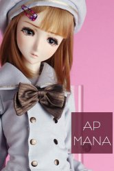 【ANGEL PHILIA】愛菜 <MANA> (Limited QTY)