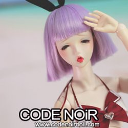 COB000060 Red Sailor Bunny Bikini