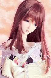 【ANGEL PHILIA】MAYA Soft Skin ver. (Limited Qty)